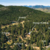 146 - Doomsday Ranch with Airstrip and Cabin near Kangaroo Lake  Campground - Siskiyou County, California