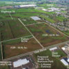 1704-128-129 - Willamette Valley Industrial Land with access to Highway 34, and within six miles of I-5, - Lebanon, Oregon